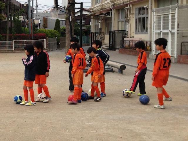 開二FC練習
