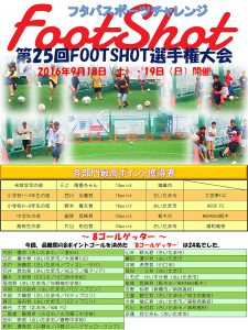 footshot