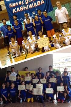 NPO法人 柏葉バスケットボールクラブ